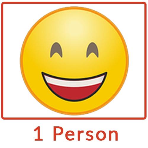 1 Person
