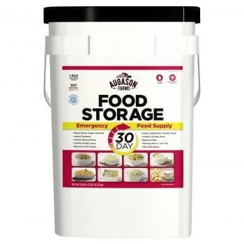 Augason Farms 307 Serving Food Bucket