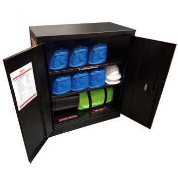 30 Person Workplace Cabinet