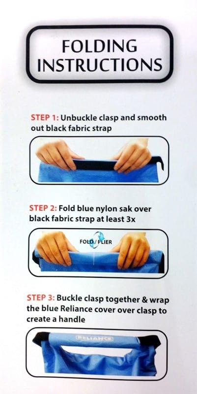 Aqua-Sak Instructions
