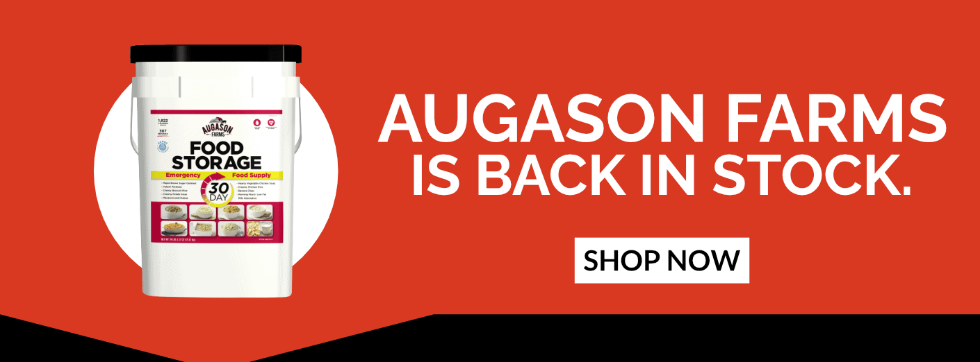 Augason Farms is Back in Stock