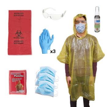Covid PPE kit