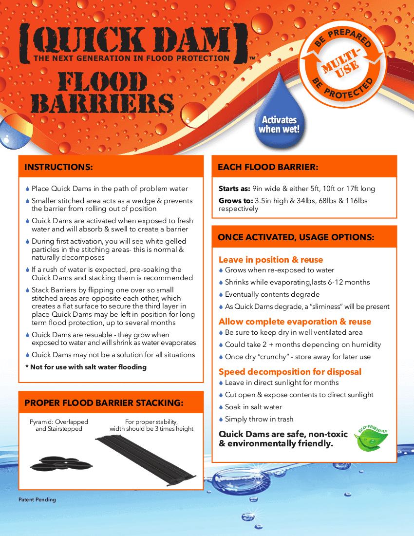 FloodBarriersInstructions