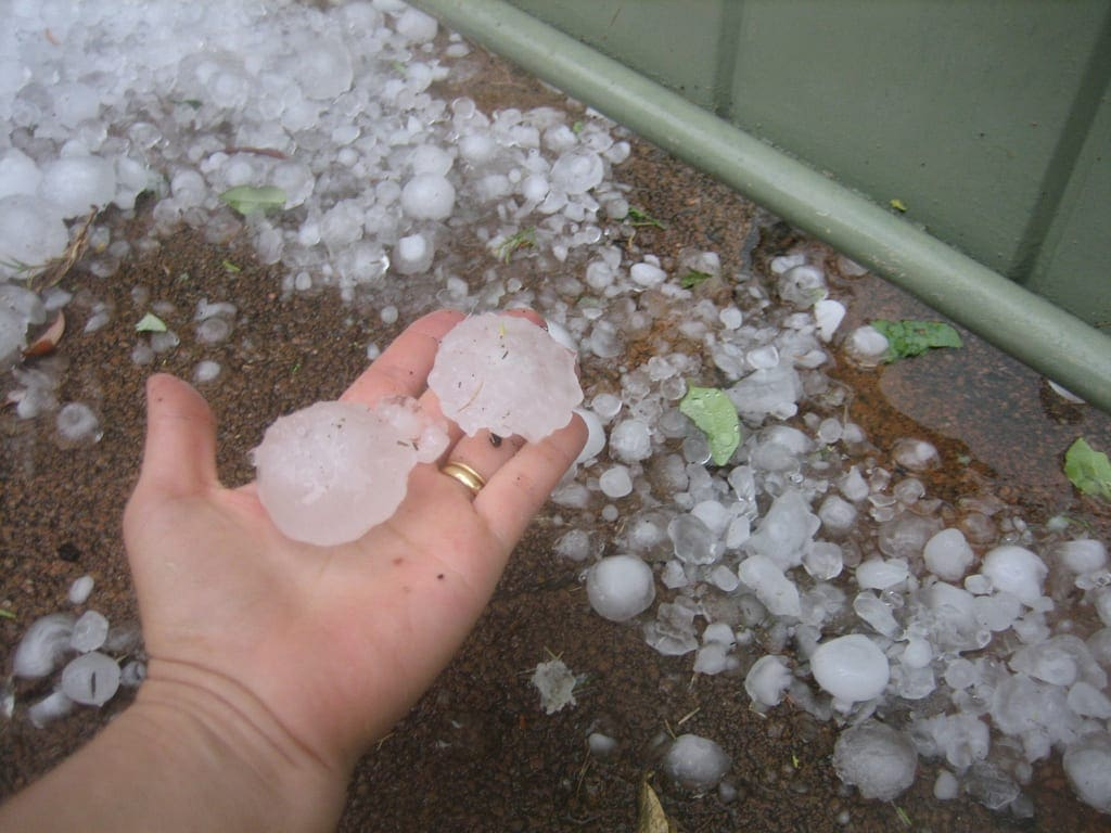 How To Prepare For Summer S Severe Weather Hail Total