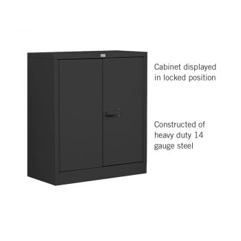 Closed Heavy duty storage cabinet