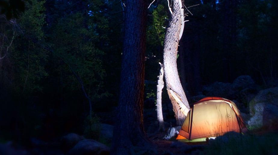 Hybrid Solar Camping Lantern 4