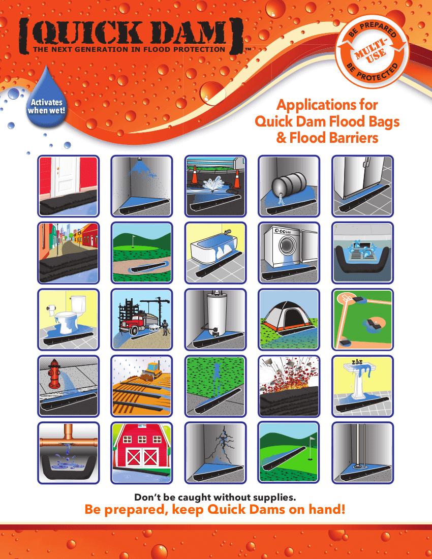 Info- QD- Bag & Barrier Application Icons