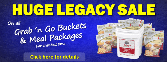 Legacy Package Sale