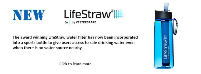 New LifeStraw GO