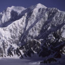 Mount Logan, where Natalia spent days alone after a 6.2 earthquake