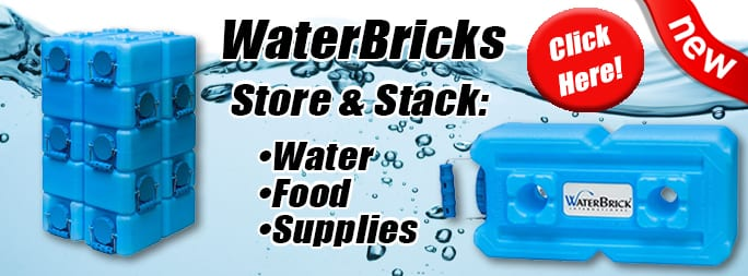 New! WaterBricks