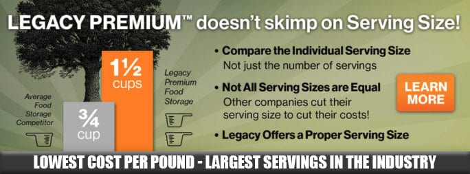 Legacy Serving Size 2
