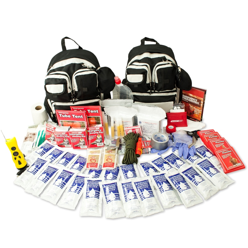 Emergency Survival Grab & Go Kits