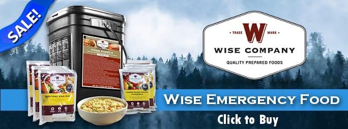 Generic Wise Food Sale Slider