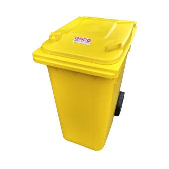 Two Wheeled Storage Polycart