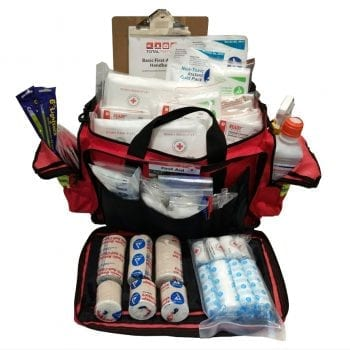 Trauma First Aid Kit for 50