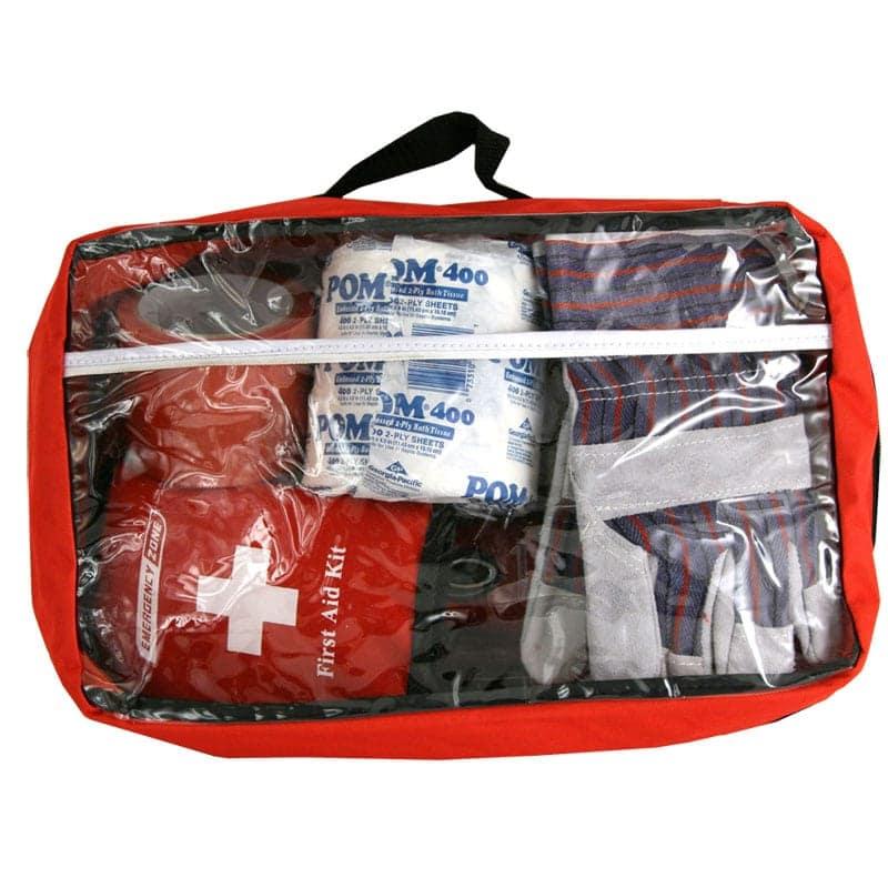 Emergency kit work ipad