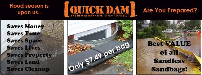 QuickDams