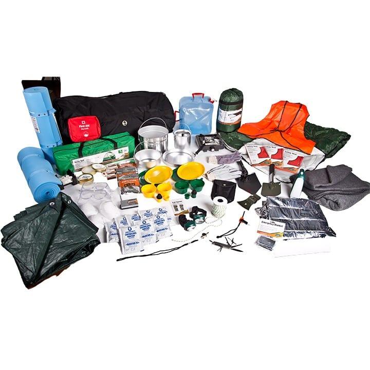 Ultimate family survival kit