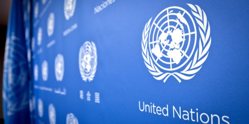 United Nations recognizes Colwood BC